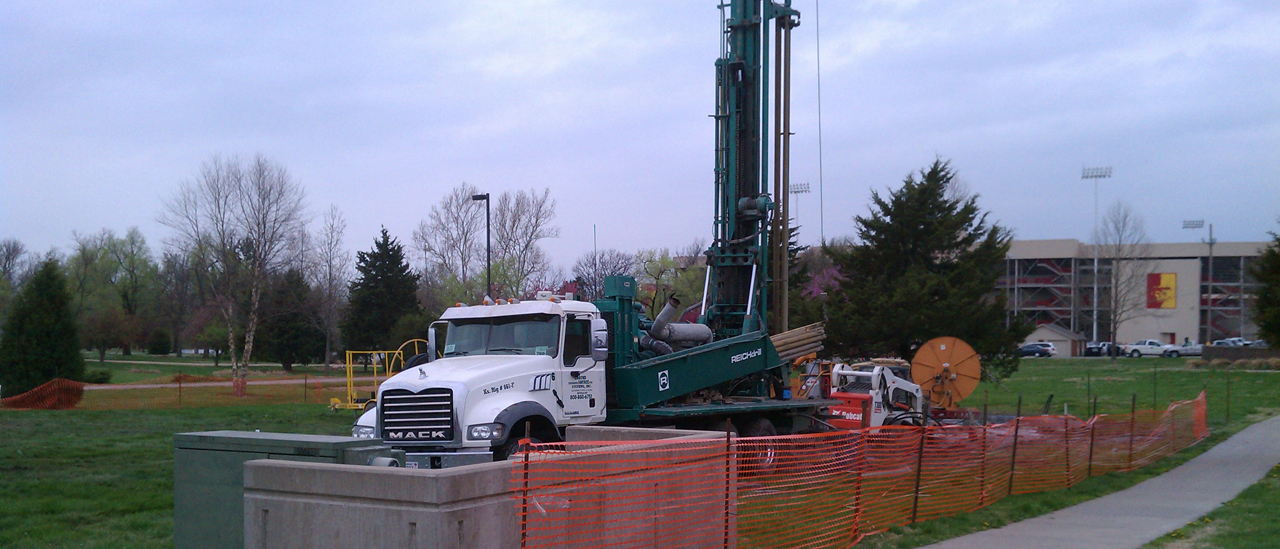 Psu geothermal well drilling-2